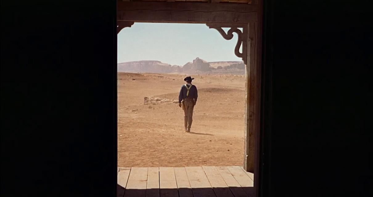 искатели - дверь